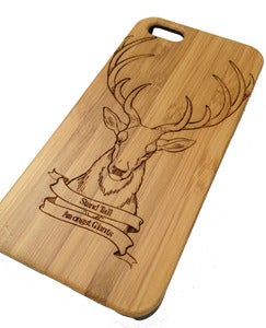 Image of Stag Logo // iPhone 5 Case //