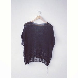 Image of Sheer Knit Top