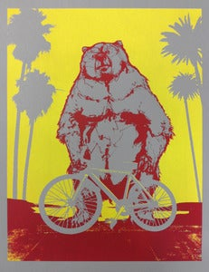 Image of ARTCRANK Los Angeles 2012 Screenprint