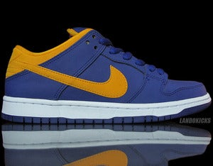 Image of Nike Dunk Low Pro SB 'Brazil World Cup' 473