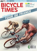 Image of Bicycle Times Magazine #23