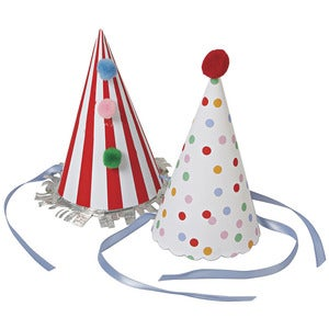 Image of Toot Sweet Party Hats