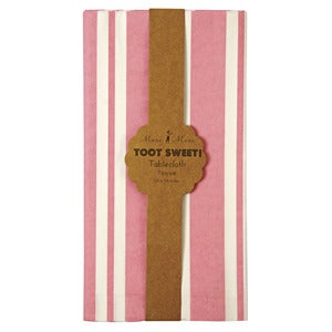 Image of Toot Sweet Stripe Tablecloth