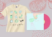Image of I Kill Giants - I Kill Giants LP + T-Shirt Package
