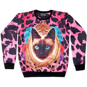 Image of Siamese Cat Sweatshirt