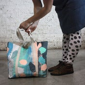 Image of BLUE MELT TOTE
