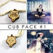 Image of YOUNG WOLVES CUB PACK : PRE ORDER