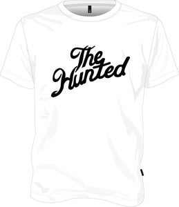 Image of The Hunted Tee (WHITE)