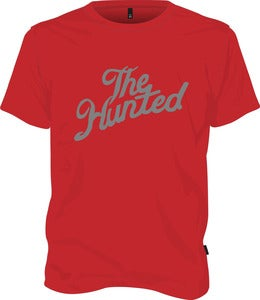 Image of The Hunted Tee (RED)