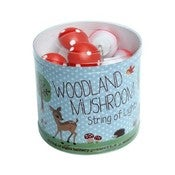 Image of Woodland Toadstool Lights