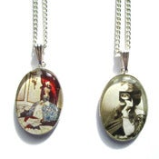 Image of Sale Lot 13: 2 x Curious Necklaces