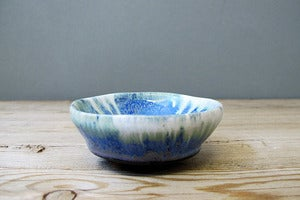 Image of mini cobalt blue monk bowl