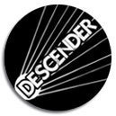 "Image of Descender ""Sputnik"" Button"