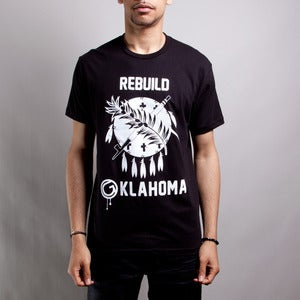 Image of Rebuild Oklahoma black