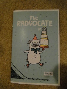 Image of The Radvocate #10
