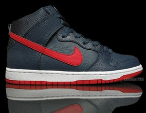 Image of Nike Dunk High Pro SB 'Squadron Blue' 463