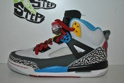 "Image of Air Jordan Spizike ""Bordeaux"" (GS)"