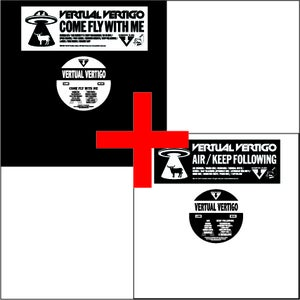 Image of VERTUAL VERTIGO - VINYL BUNDLE