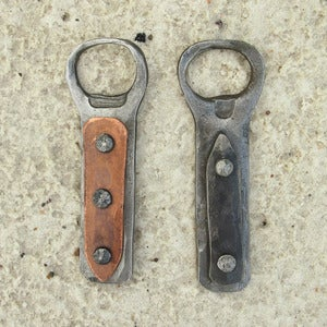 Image of Forged Bottle Openers