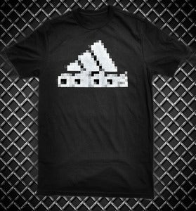 Image of Pixelated Logo Tee