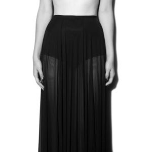 Image of Xanthe Skirt