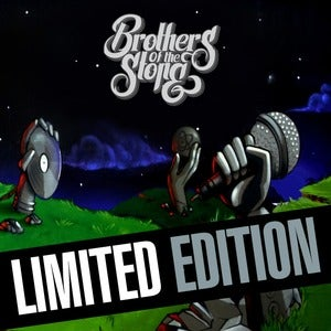 Image of Brothers Of The Stone (DOUBLE VINYL PRE ORDER)