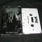 "Image of LIGHTNING SWORDS OF DEATH ""The Golden Plague"" Re-issue Cassette"
