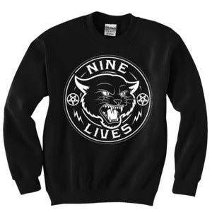 Image of Nine Lives Sweatshirt