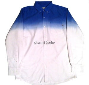 Image of aNYthing - Dip Dye Oxford Shirt