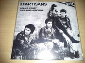 "Image of The Partisans ""Police Story"" 7"""