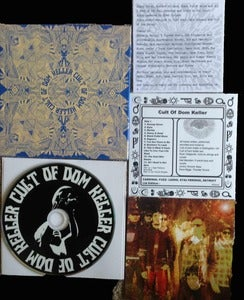 Image of Cult Of Dom Keller - ST (Handmade Tip On style Sleeve with insert) Available 3rd June