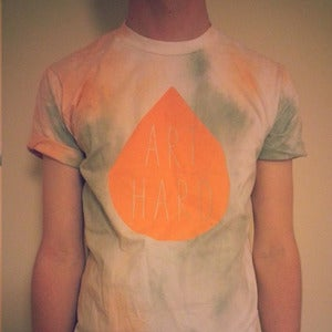 Image of The Tie Dye Birthday Shirt