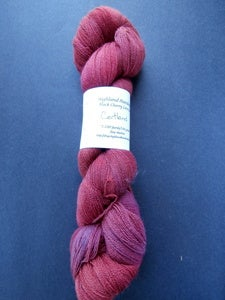 Image of Cortland - Black Cherry Lace