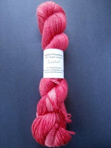Image of Jezebel - Silver Maple Sock