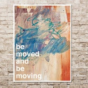 Image of be moved with alexandra franzen