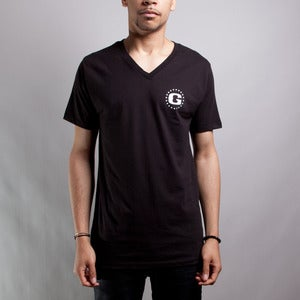 Image of OG V-Neck black