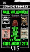 Image of Complete Limited VHS Package - PRE-ORDER