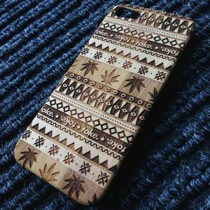 Image of Toke - WOOD - iPhone case