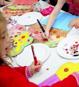 Image of Kids Arty Birthday Party!