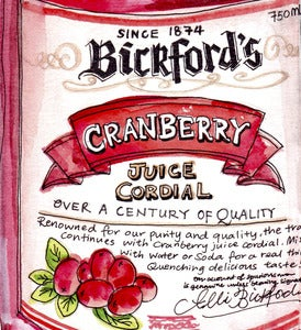 Image of Bickfords Cordial Original Painting