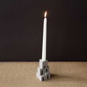"Image of ""BRICK"" - Candle Holder"