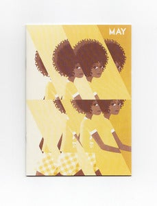 Image of May zine