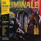 Image of  V/A  Criminale Vol. 1 - Paura  LP+CD  (Penny Records)