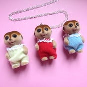 Image of Meercat Necklace
