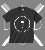Image of Dads - Teeth Circle T-Shirt