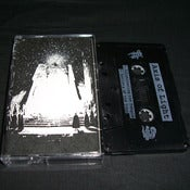 Image of AXIS OF LIGHT / DEATH FORTRESS Split Cassette