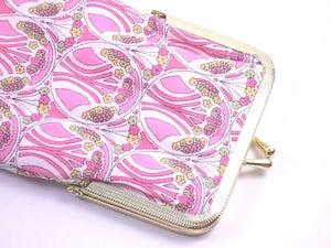 Image of Glasses case / Belle Epoque / Candy pink