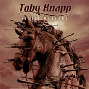 Image of TOBY KNAPP-STATIC WARFARE cd PRE-ORDER