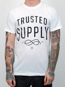 Image of TRUSTED SUPPLY (White)