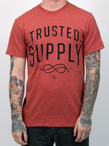 Image of TRUSTED SUPPLY (Tri-Red)